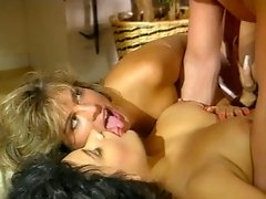 P.J. Sparxx & Zoryna Dreams threesome with Tom Byron