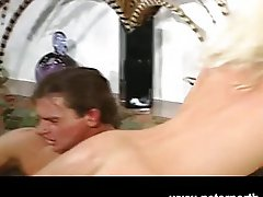 The great Silvia Saint in a classic anal scene