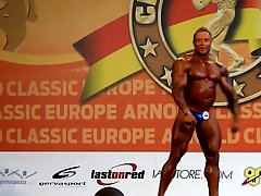 MUSCLEDAD RAMON: Arnold Classic Europe 2014