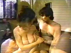Vintage mature brunette mom gets her juicy snatch pounded