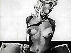 Vintage Erotic BDSM Artworks