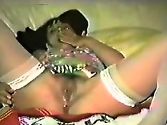 Vintage Housewife Creampied