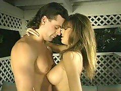 Racquel Darrian Fucked outdoors