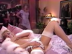 Wife lesbo funtime when hubby is away