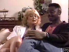 Nina Hartley Interracial Anal with Sean Michaels