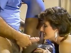 Vintage Interracial 3some
