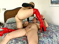 Fetish Anal Whore Banged Hard In Her Ass. Part 2