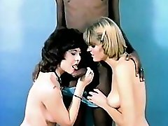 Vintage Hairy Babes Get Hammered